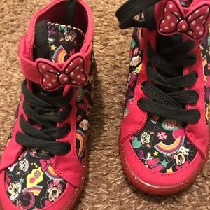 Other - Minnie Mouse super cute shoes